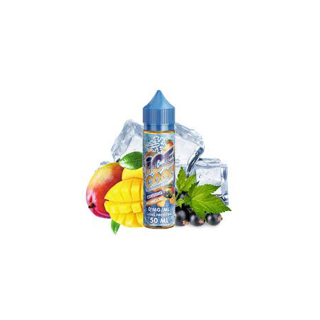 CASSIS MANGUE 50ML de Liquidarom