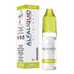 Alfaliquid GRENADINE 10 ML