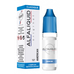 Alfaliquid AMERICAN 10 ML