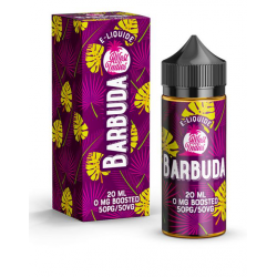 Barbuda 20 ml West Indies - Savourea