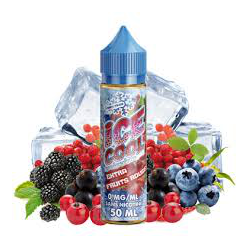 EXTRA FRUITS ROUGES 0MG 50ML
